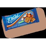 Շոկոլադե սալիկ Wedel պնդուկով