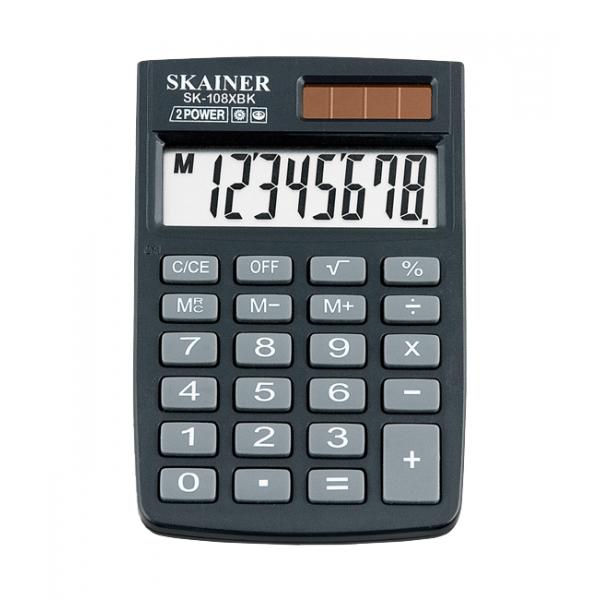 Հաշվիչ Skainer SK-108XBK
