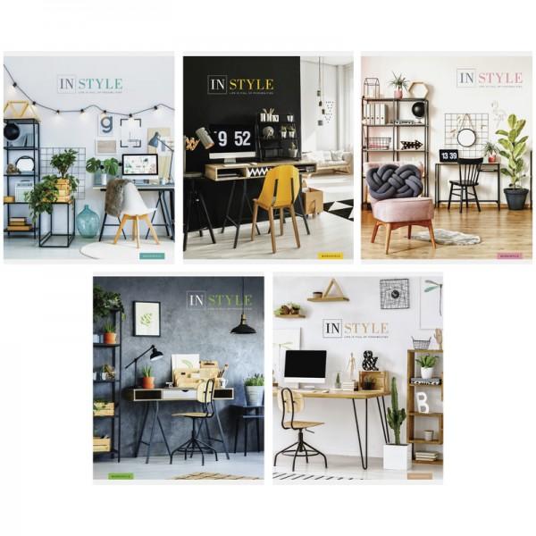 "Տետր ArtSpace ""In style"" 48 թերթ, տողանի"