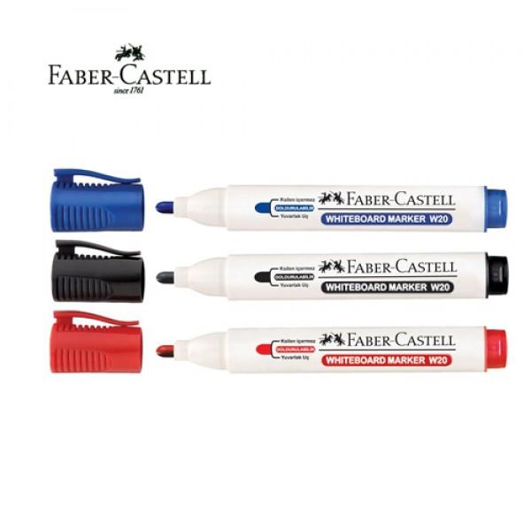 Գրատախտակի մարկեր Faber Castell W20