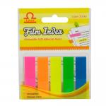 Էջանիշ պլաստիկ Libra 5 գույն